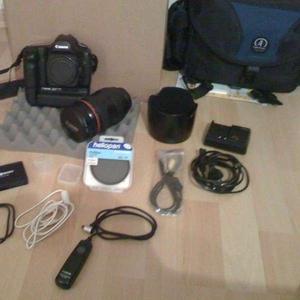 Продажа: Canon EOS 5D Mark II 21.1MP цифровой зеркальной камеры