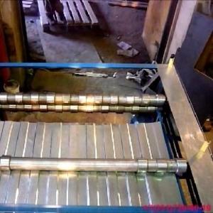 Недорогая и эффективная линия для производства профнастила